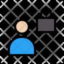 Profile Lock User Icon