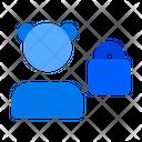Lock Locked Privacy Icon