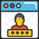 Login User Interface Icon