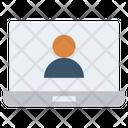 Laptop User Probook Icon