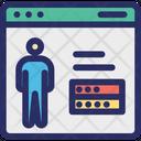 Access Login Network Icon