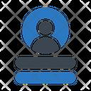Login User Profile Icon