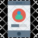 Phone Login Mobile Icon