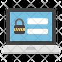 User Login Password System Password Icon