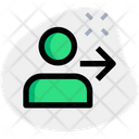 User Enter Interface Icon