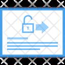 User Logout Icon