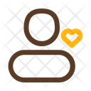 User Love Icon