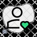 User Love Icon
