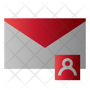Mail User Message Icon