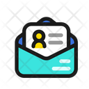 Application Letter Mail Icon