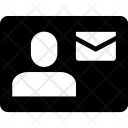 User Mail Email Icon