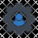 Employee User Setting Icon