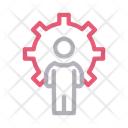 User Management Development Icon