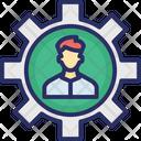 User Management User Settings Profile Settings Icon