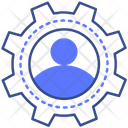 User Management User User Setting Icon