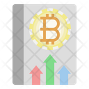 User Manual Guide Book Bitcoin Book Icon