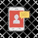 Ads Marketing Phone Icon