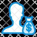 User Money Icon