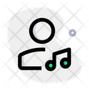 User Music Icon