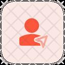 User Navigation Icon