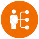 Network User Connect Icon