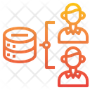 User Server Storage Icon