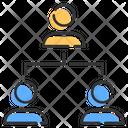 Structure Work Team Icon
