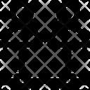 User Teamwork Share Icon