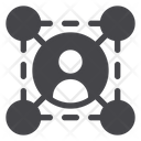 User Network User Network Icon