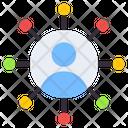 User Network Man Network Profile Network Icon
