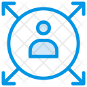 User networking Icon