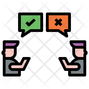 User Opinion Icon