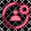 Optimization Personalization User Icon