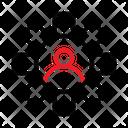 Setting Gear User Icon
