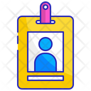 User Pass Icon