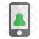 User Phone Account Icon