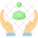 User Preferences Avatar Defence Commerce Icon