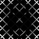 Privacy Profile Secure Icon