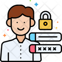 User Privacy User Protection User Security Icon