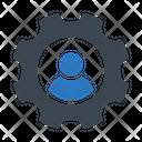 Profile Account Setting Icon