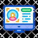 User Profile Internet Account Icon