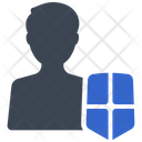 Account Profile Protection Icon
