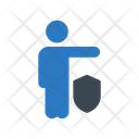 Secure Protection User Icon