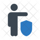 Protection Secure Care Icon