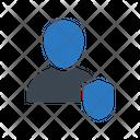 Private Profile Security Icon