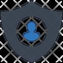 User Protection Startup Statistics Icon