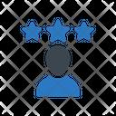 Rating Feedback User Icon
