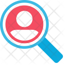 User Research Search Icon