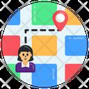 User Route Icon