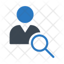 Search Account Hiring Icon
